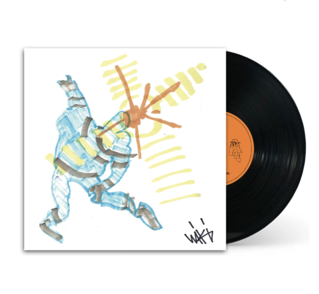 "Wiki - Fee Fi Fo Fum b/w Smarty Jones (feat. Cleo Reed) 7"" (PREORDER)"