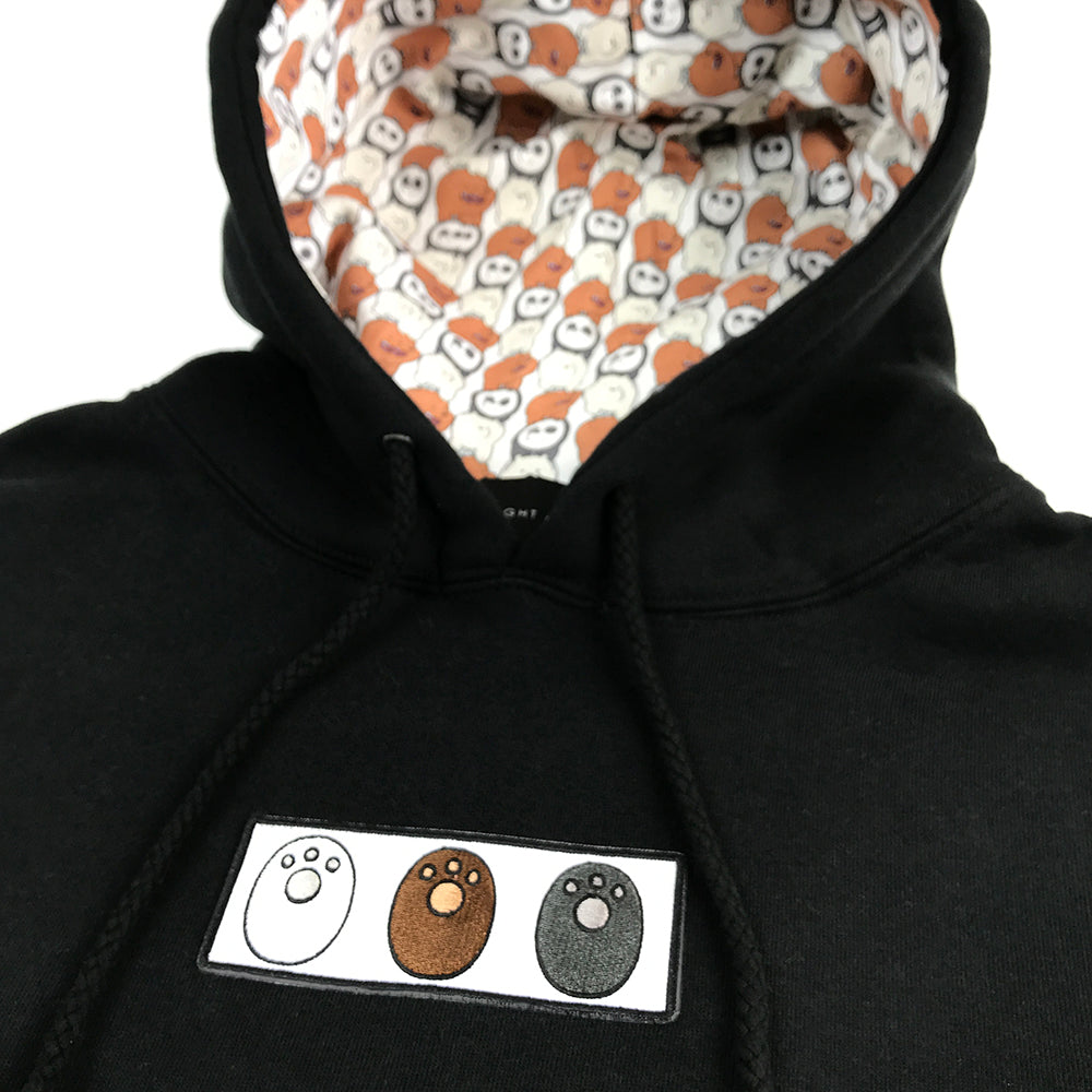 We Bare Bears x Daylight Curfew: Trio Hoodie (Edition of 150)