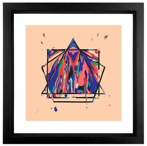 Short Life - Fine Art Print  (Framed)