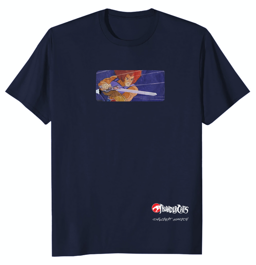 Daylight Curfew x Thundercats: Sliced T-shirt