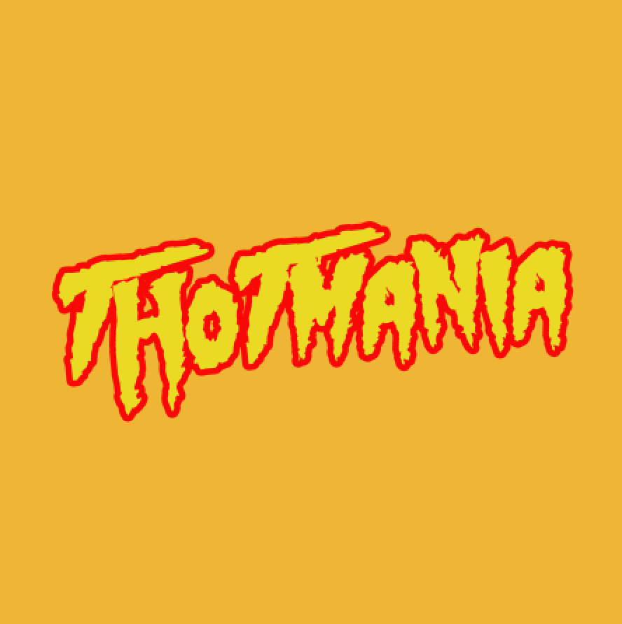 Thotmania T-shirt (Yellow)