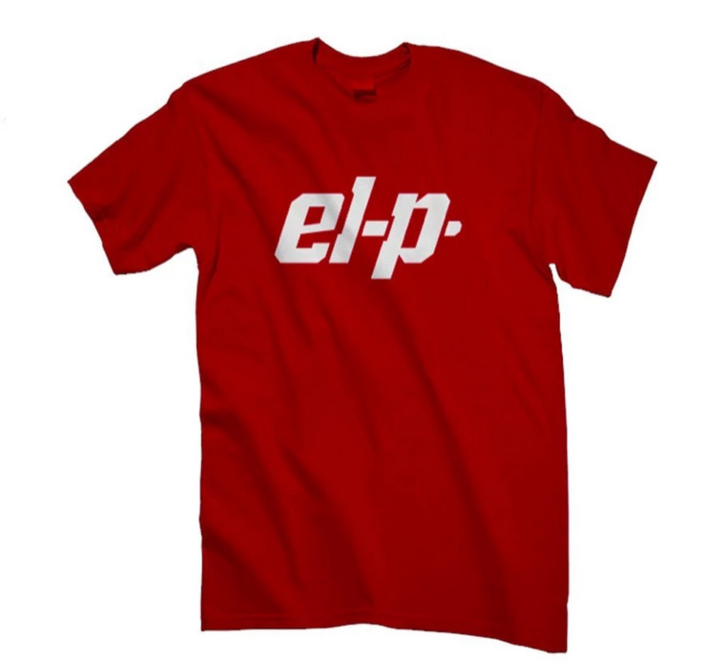 El-P Logo T-shirt (Red)