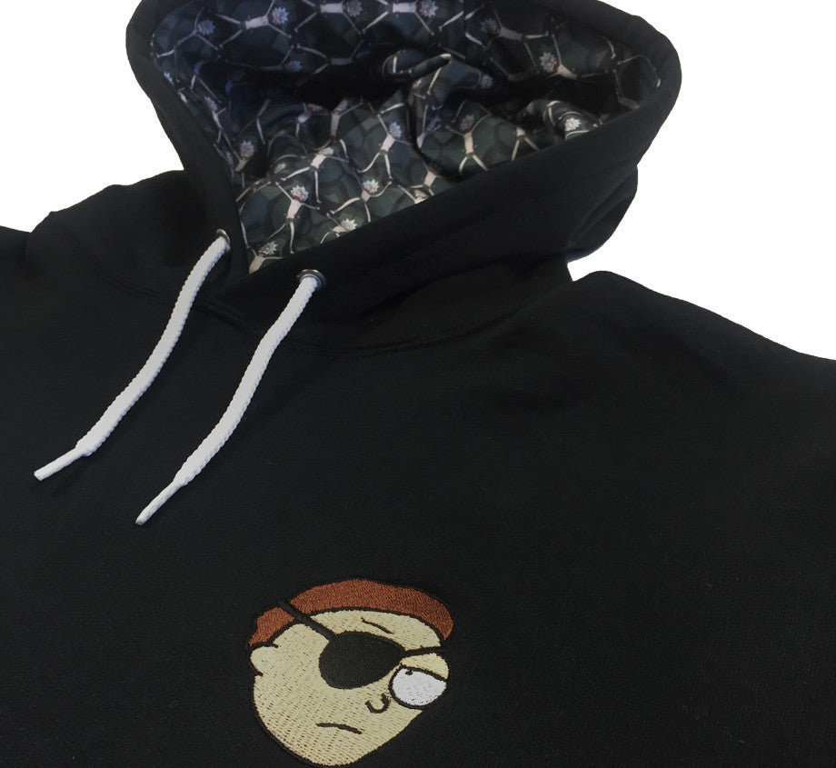 Evil Morty Hoodie (Edition of 300)