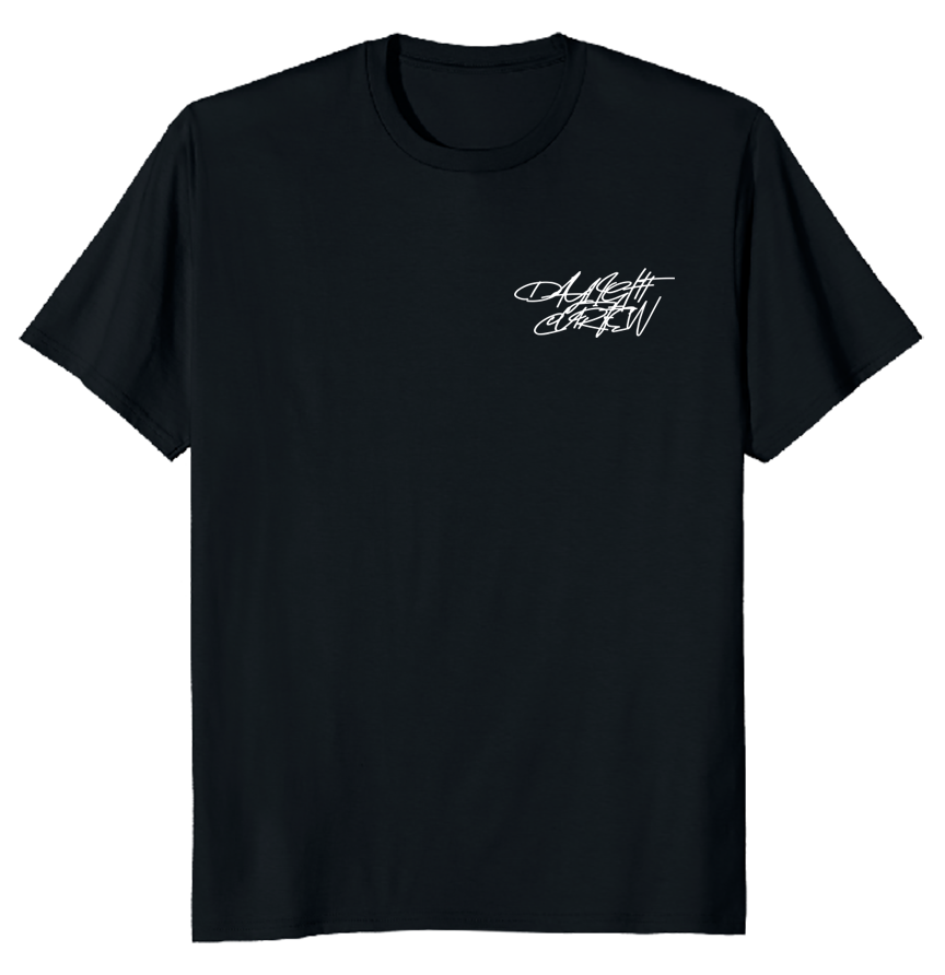 Fall '20: Signature T-shirt (Black)