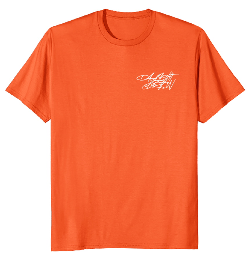 Fall '20: Signature T-shirt (Orange)