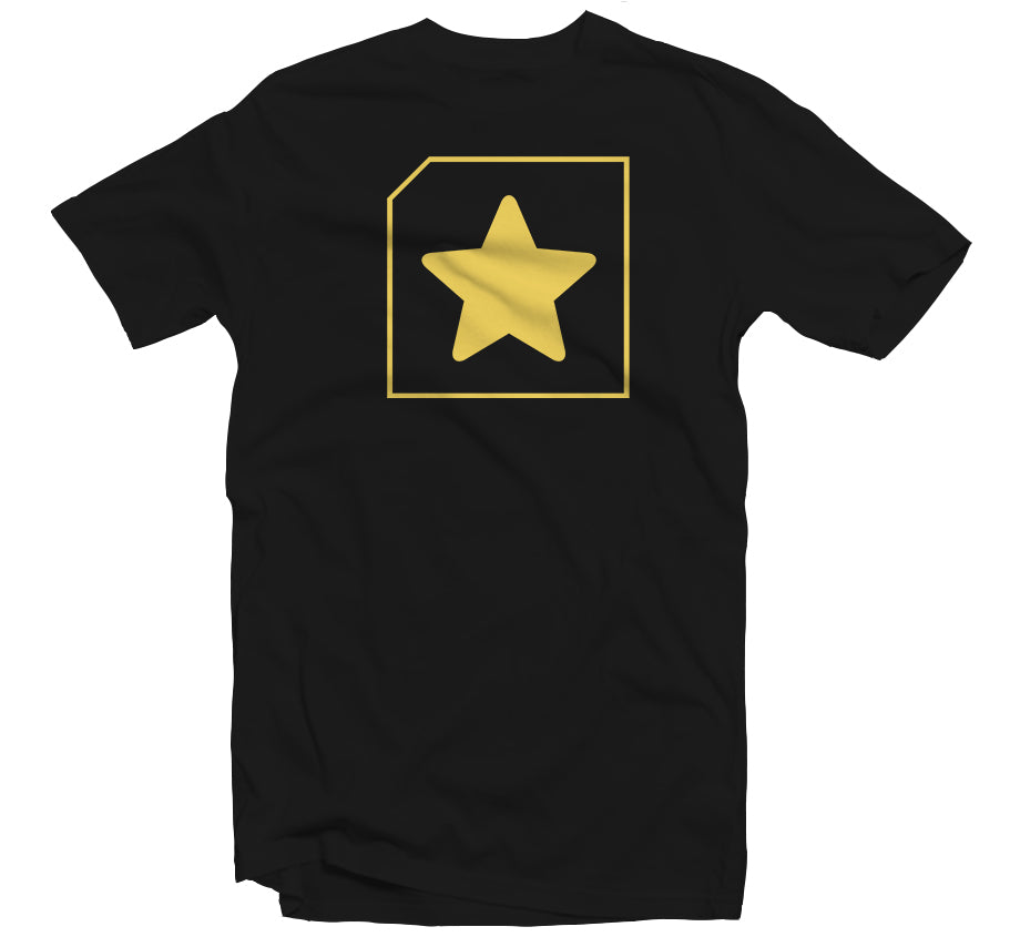 Star T-shirt (Black)