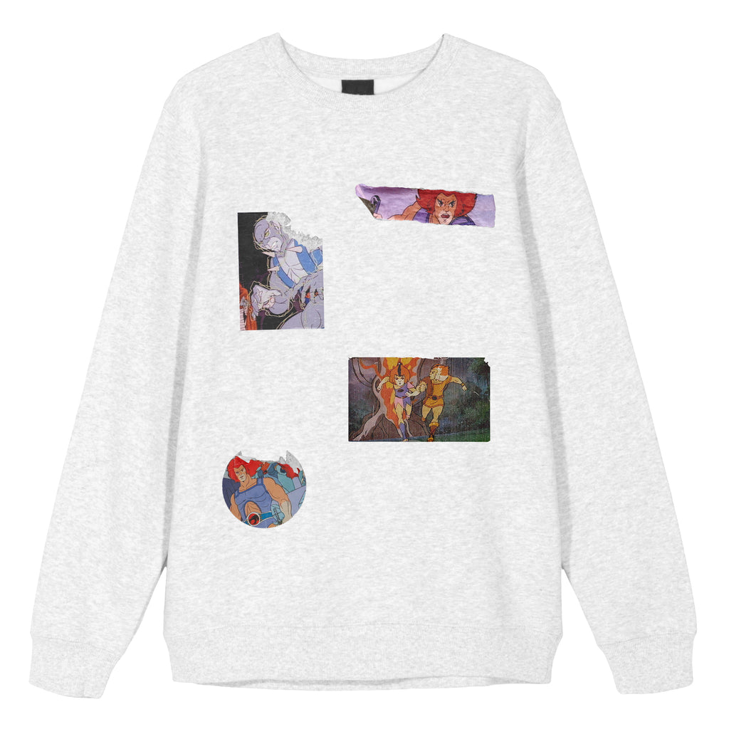 Daylight Curfew x Thundercats: Warriors Sweatshirt (Heather)