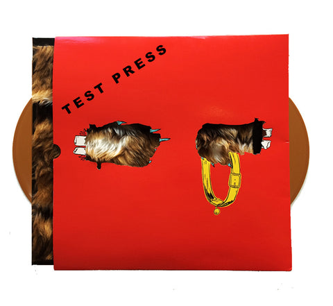 Meow The Jewels - Test Press Bundle- Ships Beginning Of December