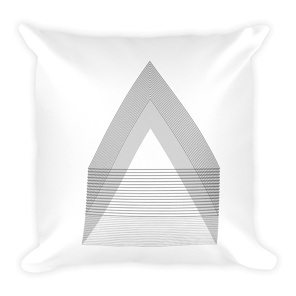 Minimal Throw Pillow