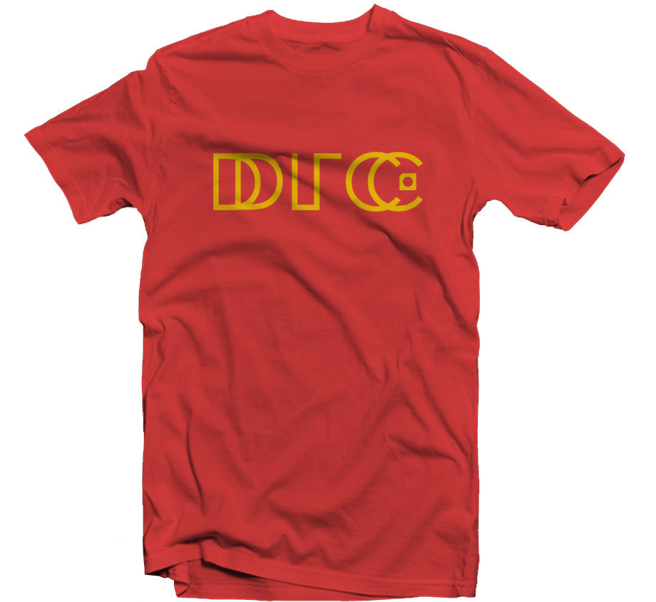 Disconnected T-shirt - Red