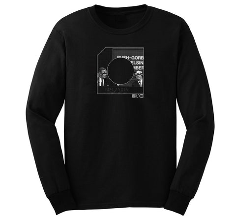Strike Back Long-sleeve -Black
