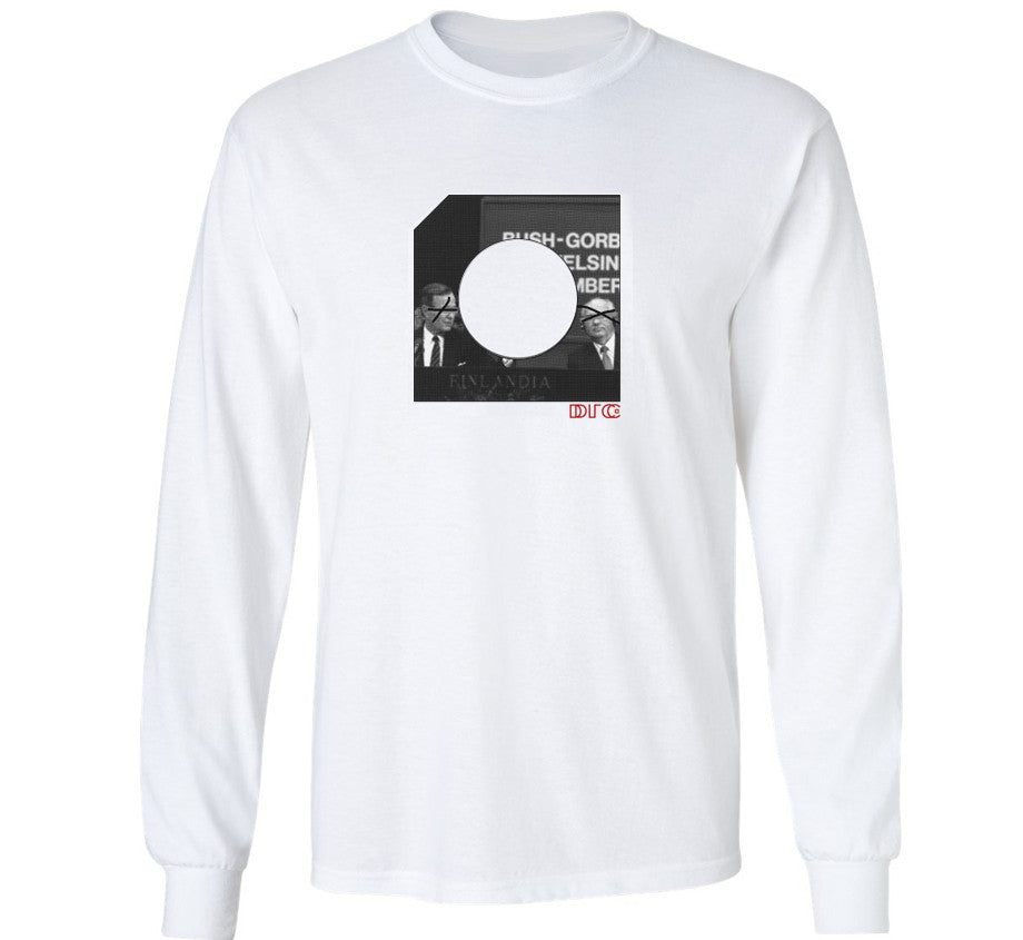 Strike Back Long-sleeve - White