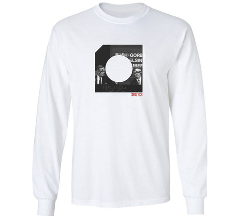 Strike Back Longsleeve (white)