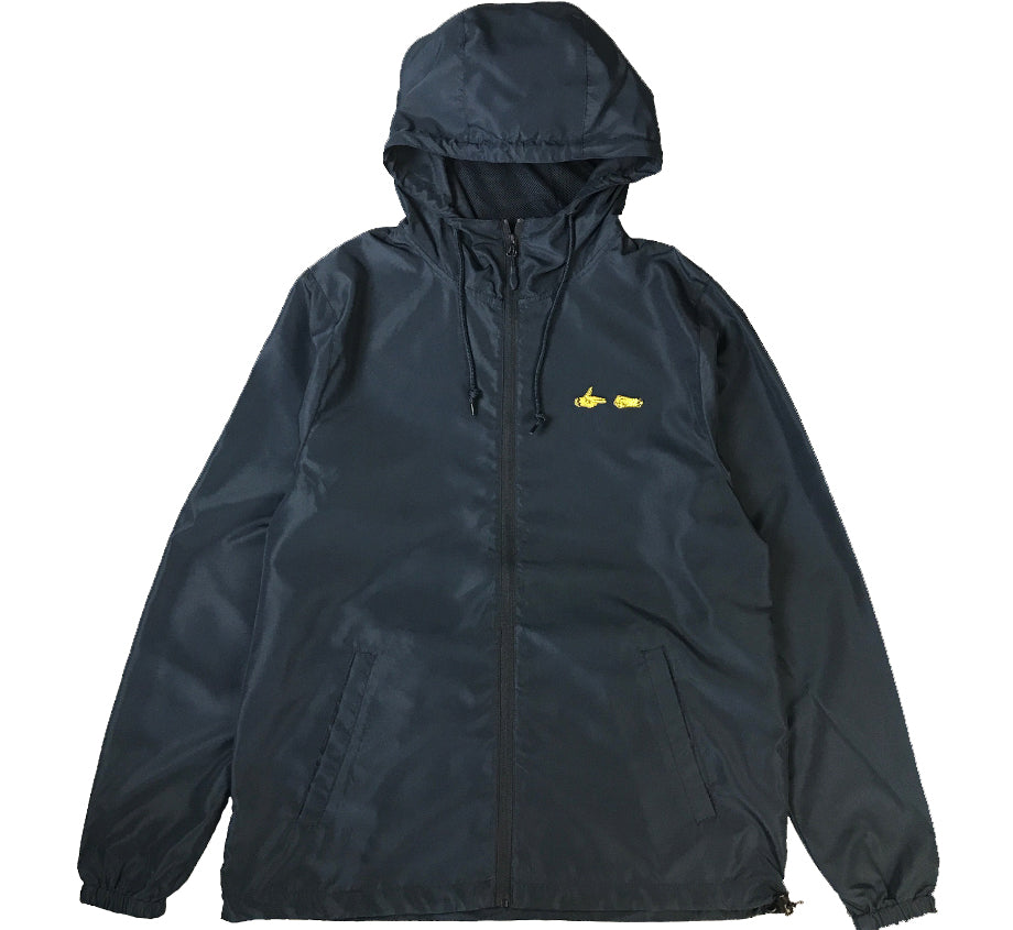Pistol Fist Lightweight Windbreaker