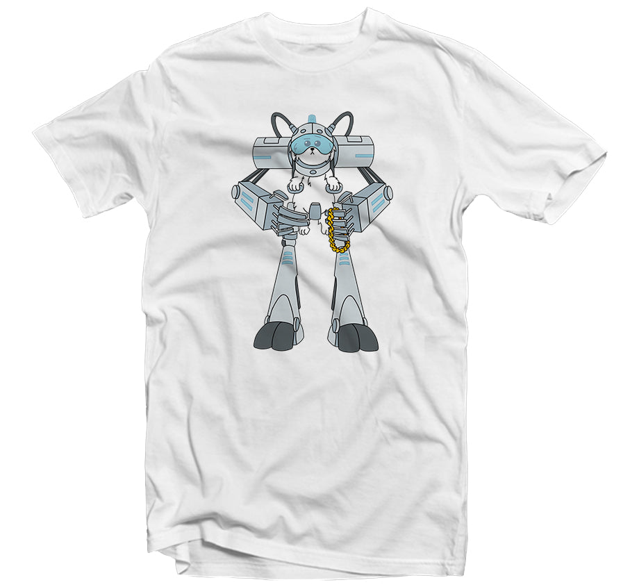 Snowball T-shirt (White)