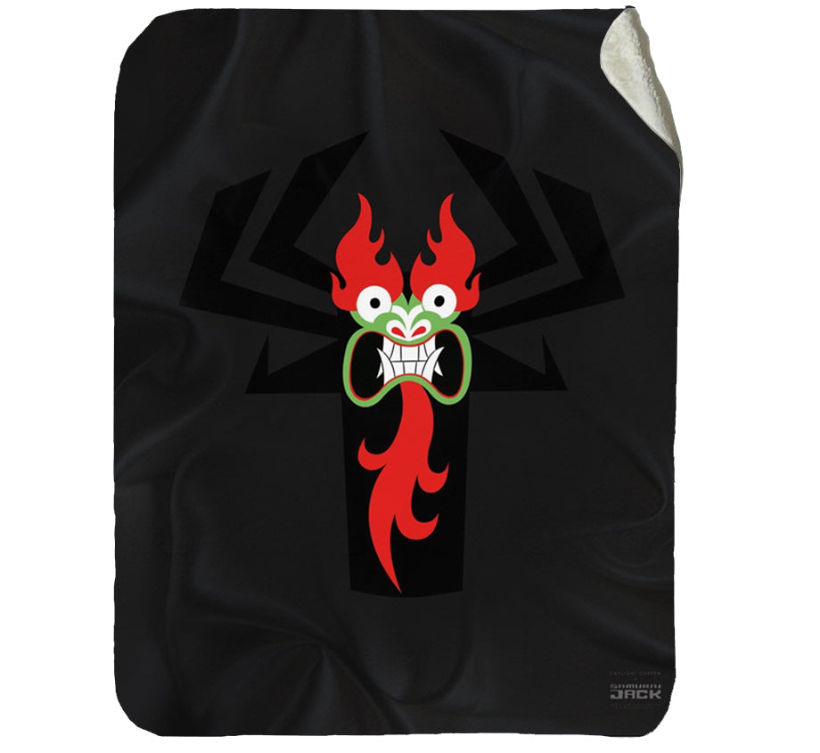 Aku - Sherpa Fleece Blanket
