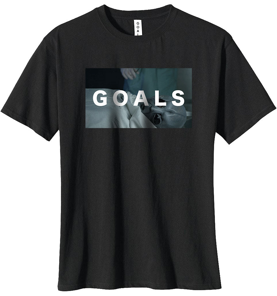 Autopsy Goals T-shirt (Black)