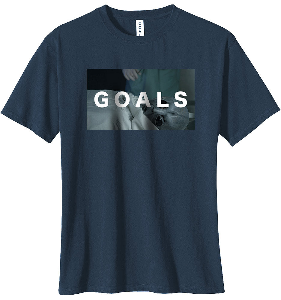 Autopsy Goals T-shirt (Dust Blue)