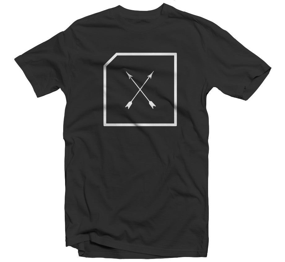 Arrow T-shirt - Black