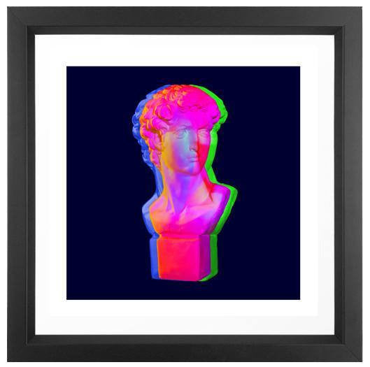 Art - Machinedrum Print (100 AVAILABLE)
