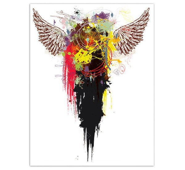 Art - Never Faded Away Print