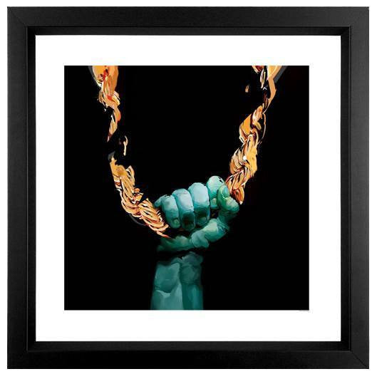 Art - Run The Jewels Print (100 AVAILABLE)