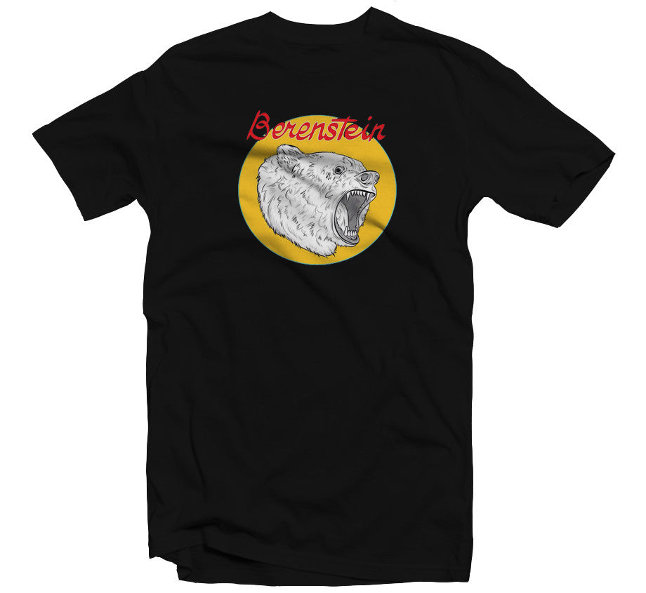 Berenstein T-shirt - Black