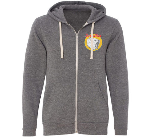 Berenstein Zip Up Hoodie (heather)