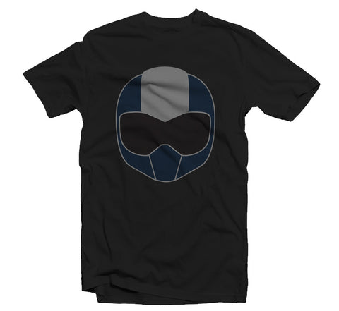 TOM Helmet T-shirt - Black