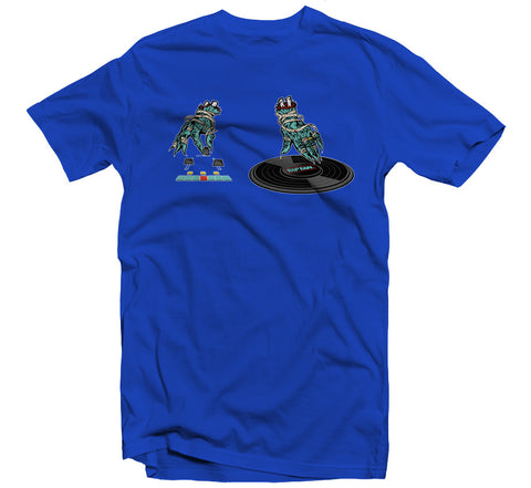 RTJ DJ T-shirt (Blue)