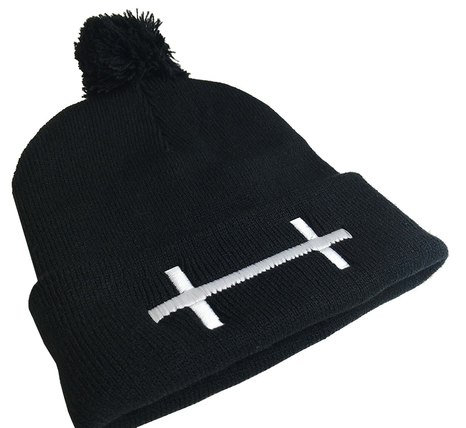 Boots Knit Cap (Black)