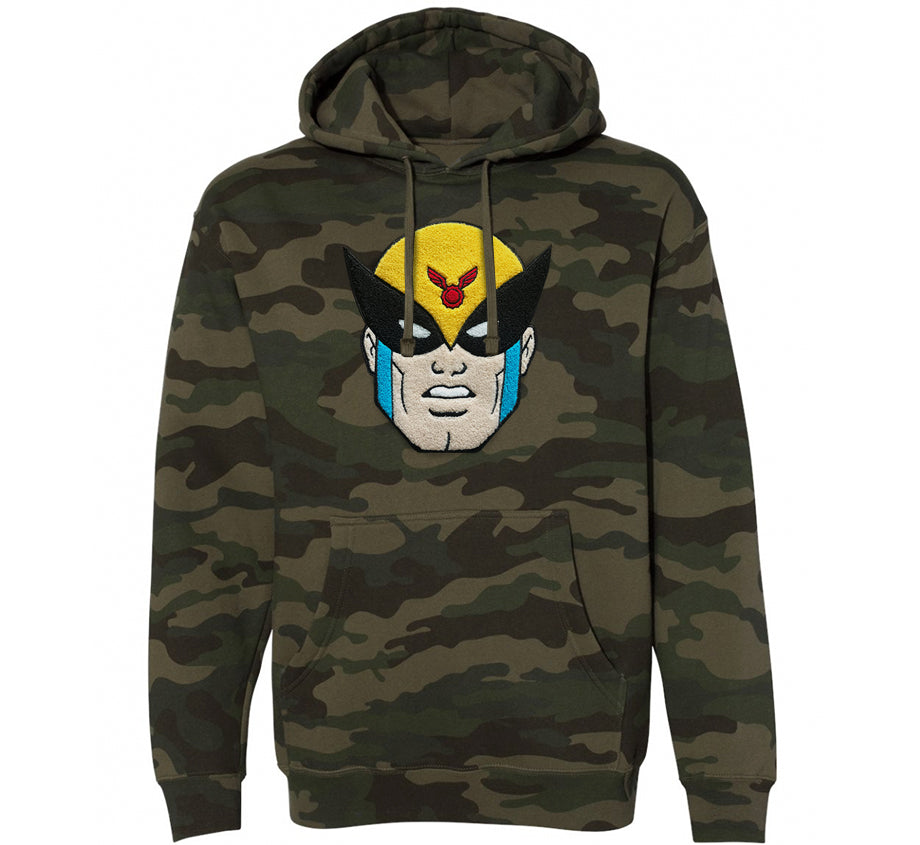 The Attorney Hoodie (Camo)