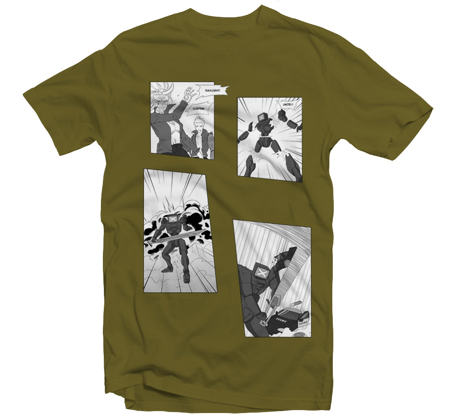 Fall '19: Chapter 3 T-shirt (Olive)