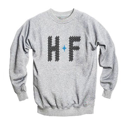 Crewneck - HF Crew (heather)