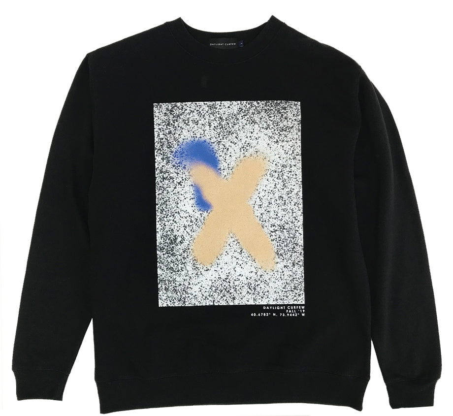 Fall '19: Eighty Eight Crewneck Sweatshirt