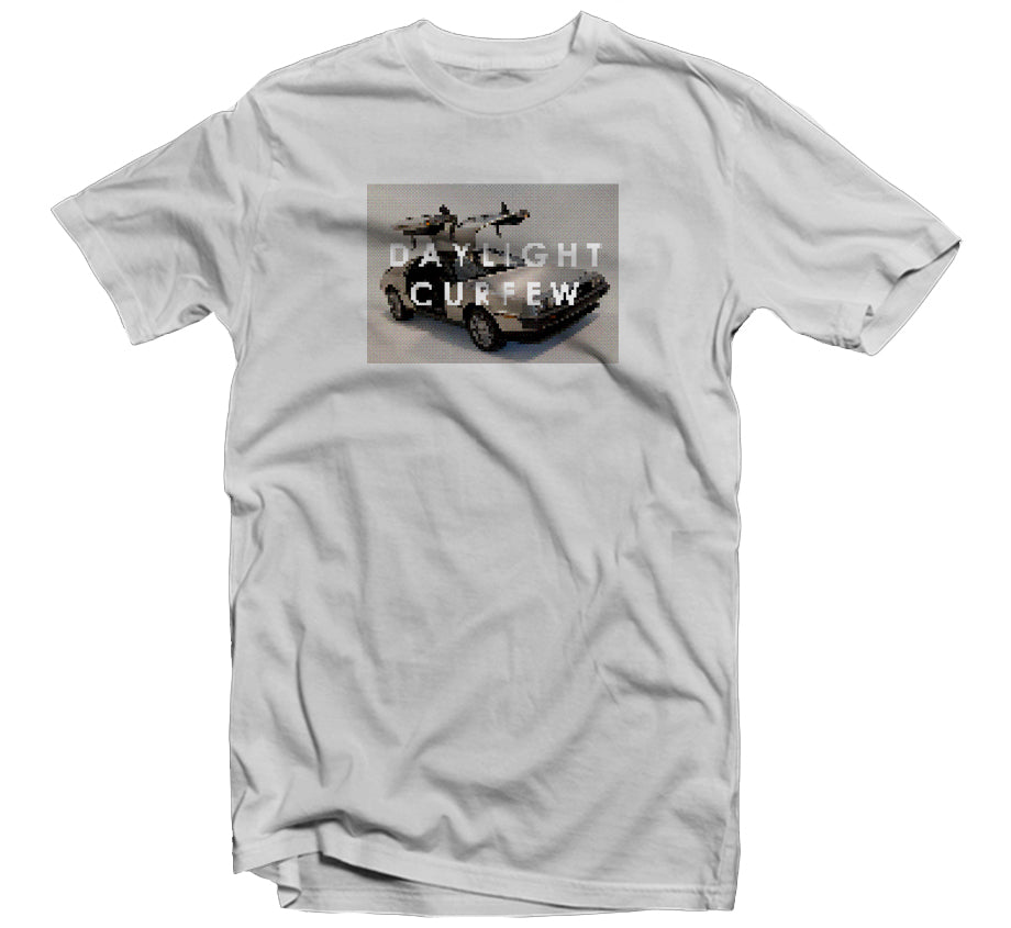 Super Future Time Travel T-shirt (Grey)