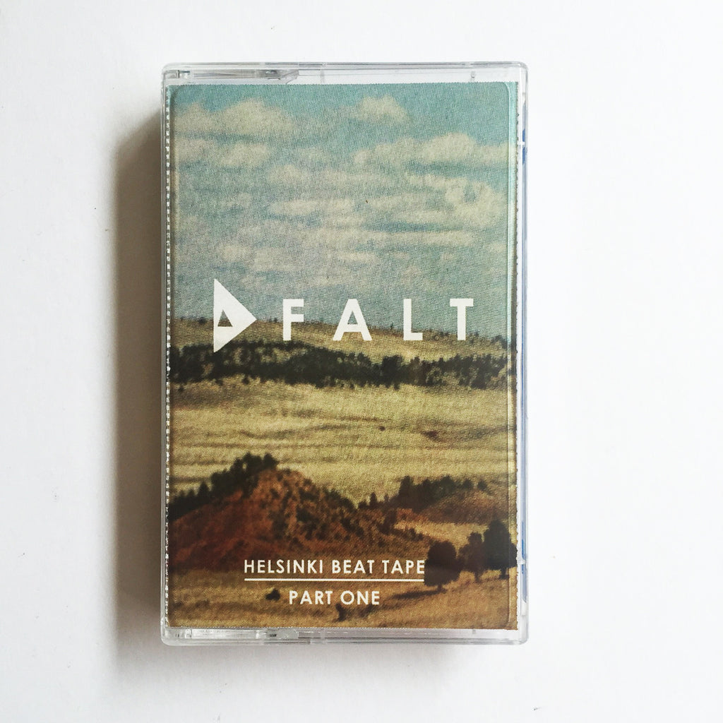 Dfalt - Helsinki Beat Tape (Part One) - Limited Edition Cassette