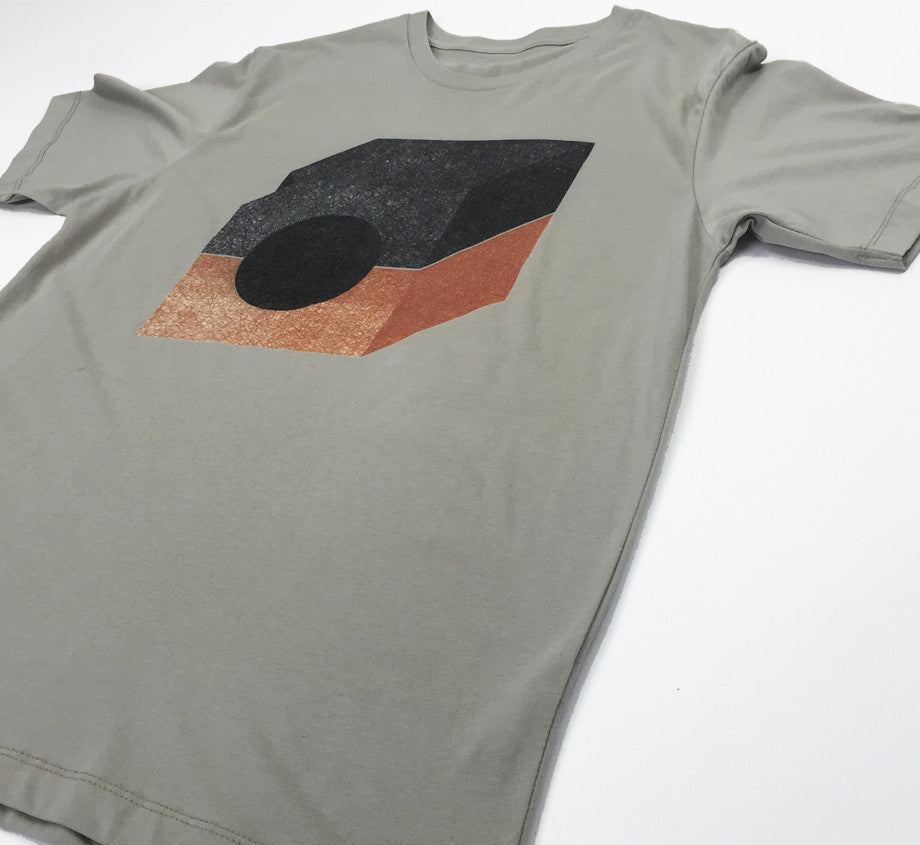 Mid Century T-shirt - Orange