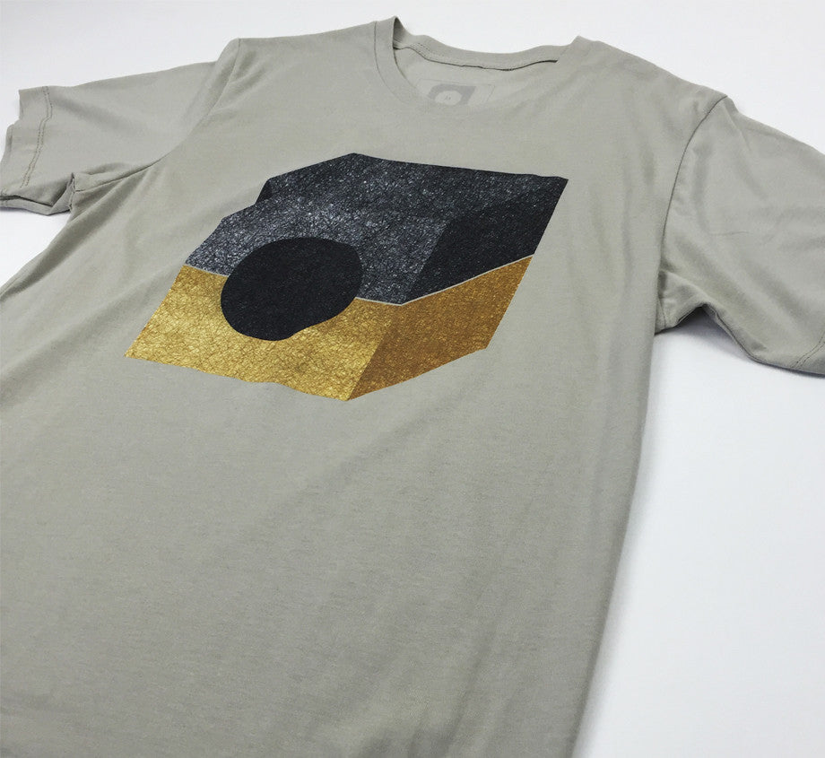 Mid Century T-shirt - Yellow