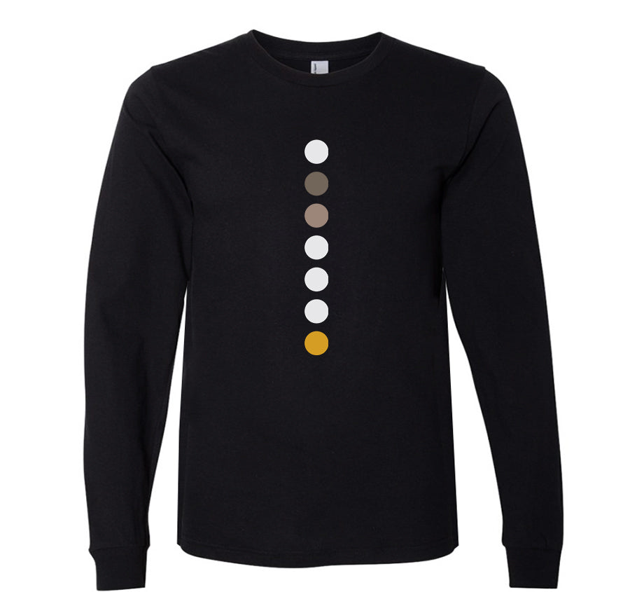 The 36th Chamber Minimal Long Sleeve T-shirt