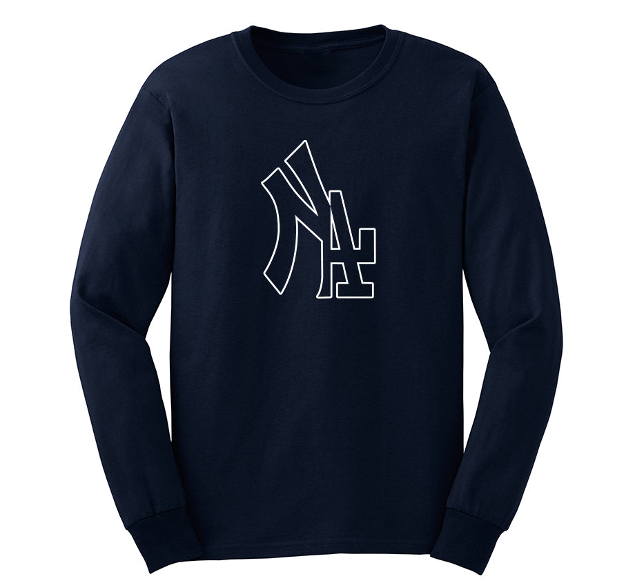 Coast To Coast Long Sleeve (navy)