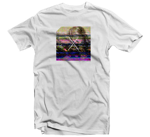 Channel 77 T-shirt (White)