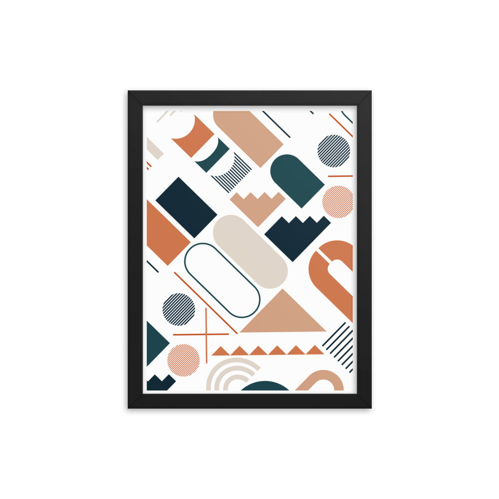 Dapper - Framed Print
