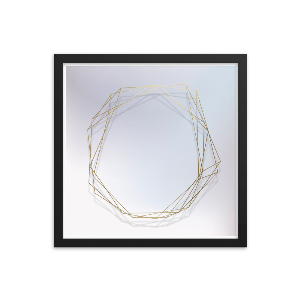 Mobile - Framed Print