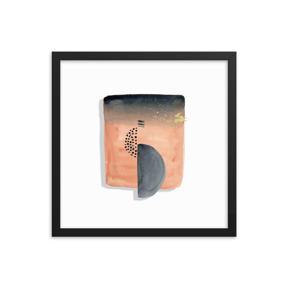 Inanimate - Framed Print