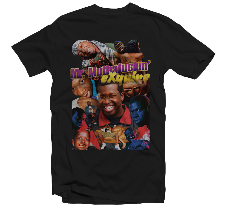 Mr. Muthafuckin' eXquire T-shirt
