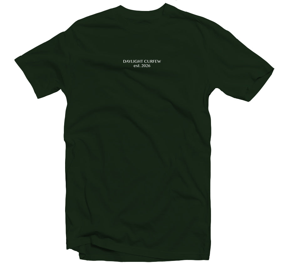 2026 T-Shirt (Forest Green)