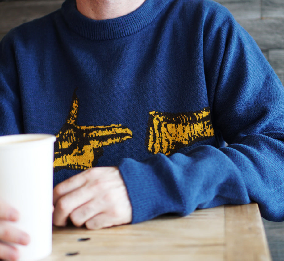 RTJ3 VIP Oversized Knit Sweater (Edition of 200)