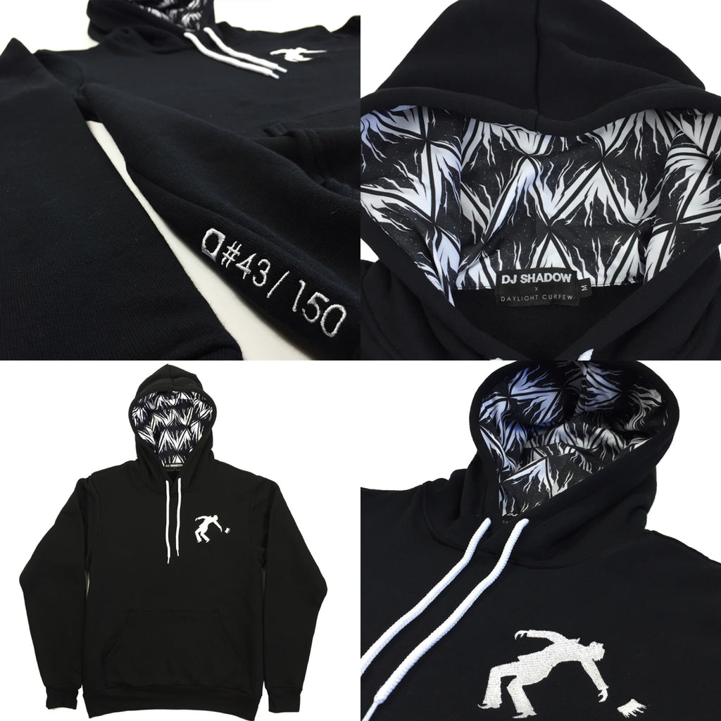 DJ Shadow x Daylight Curfew: The Mountain Will Fall Hoodie