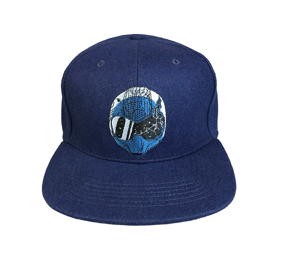 TOM Melton Wool Snapback